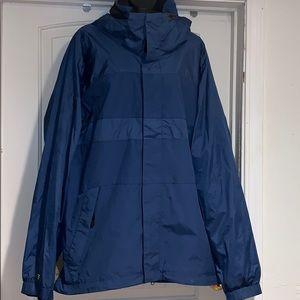 BONFIRE Ski/winter coat navy blue size XL